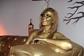 Johnnie Walker Gold Bullion Body Painting Sydney (9422444308).jpg