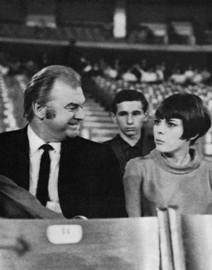 Mireille Mathieu - Johnny Stark and Mireille Mathieu, 1971