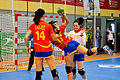 Jornada de las Estrellas de Balonmano 2013 - Selección femenina de España - 02.jpg