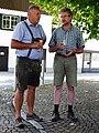 Josef Wörndl (Faistenau) mit OBM Alois Linder.jpg