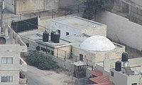 Joseph's Tomb aerial view.JPG
