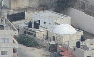 Josephs Tomb Funerary monument in Nablus