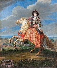 Madame La Comtesse de Saint Géran