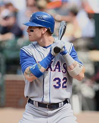 League Championship Series Most Valuable Player Award - Josh Hamilton (2010 ALCS MVP)