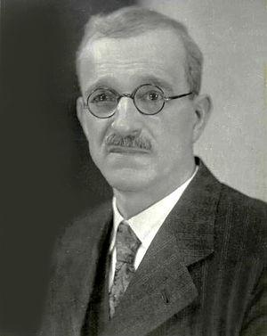 Josip Plemelj - Josip Plemelj in 1920
