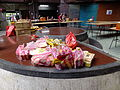 Joss Paper Stack on Stone Stage 20120825.JPG