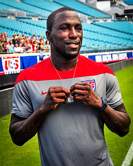 Jozy Altidore USMNT with dog tag.jpg