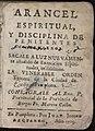Juan José Ezquerro. 1705. Arancel.jpg