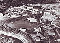 Jubilee Oval, Adelaide, view from plane, 1936.jpg