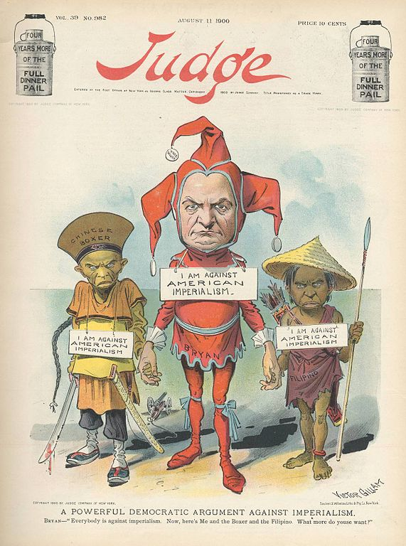 File Judge August 11 1900 Bryan Against American