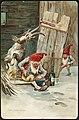 Julekort med nisser og geit (18266148223).jpg