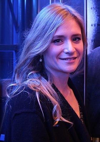 Julia Jentsch - Image: Julia Jentsch Viennale 2012 b
