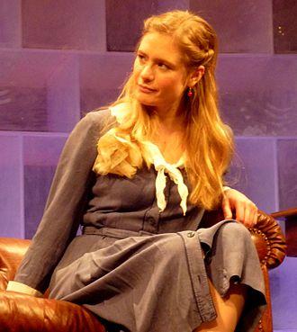 Julia Jentsch - Julia Jentsch as Major Barbara