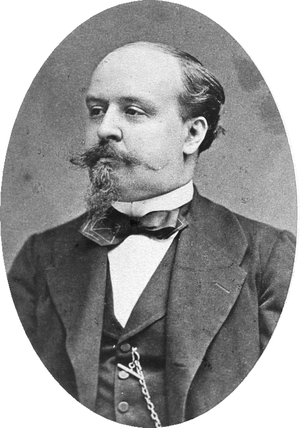 Juliusz Kossak - Juliusz Kossak, before 1899
