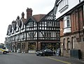 Junction of Brook Street and St Edward Street, Leek - geograph.org.uk - 1409226.jpg