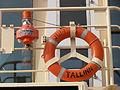 Jupiter Lifebuoy Quay 8 Vanasadam Tallinn 21 August 2012.JPG