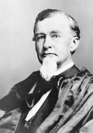 Howell Edmunds Jackson - Image: Justice Howell Jackson 2