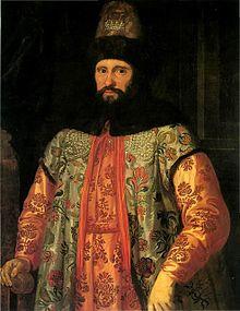 Его гардероб был богат одеждой, сшитой из ценных тканей, изготовленных в...
