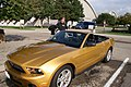 Jye Meier Ford Mustang 2010 parking lot NMUSAF 26Sep09 (14620304073).jpg