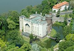 1e71c719 Zamek w Kórniku – Wikipedia, wolna encyklopedia