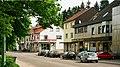 Köllerbach (Püttlingen), a part of the Hauptstraße.jpg
