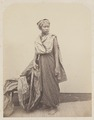 KITLV 4377 - Isidore van Kinsbergen - Gusti Ayu Taman, concubine of the Raja of Boeleleng - 1865.tif