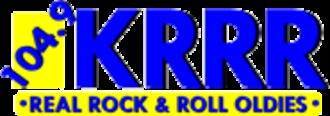 KRRR - Image: KRRR FM