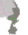 Kaart Provinciale weg 280.png