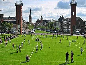 Franeker - Frisian handball in Franeker