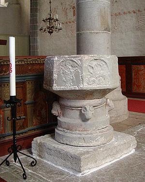 Byzantios - Image: Kaellunge kyrka 06