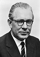 Kai-Uwe von Hassel 1963