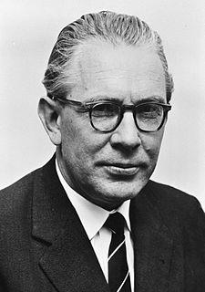 Kai-Uwe von Hassel German politician