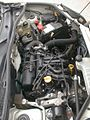 Kangoo transporter motorraum 1200ccm61psbenzin.JPG