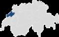 Kanton Neuenburg auf der Schweizer Karte.png