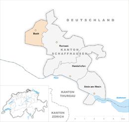 Buch Schaffhausen Wikipedia