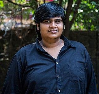 Karthik Subbaraj Indian film director