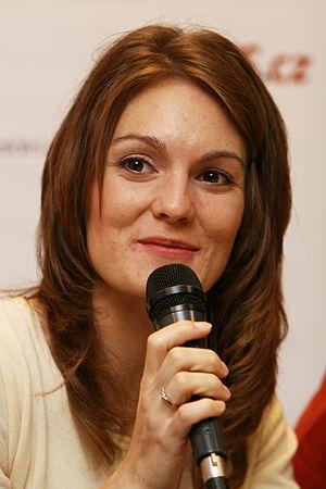 Kateřina Emmons - Emmons in 2008