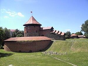 Vaidotas - Kaunas Castle was unsuccessfully defended by Vaidotas
