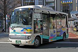 KeioBusHigashi D21203 Sugimaru