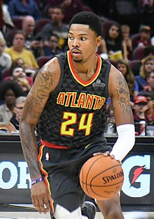 Kent Bazemore American basketball player