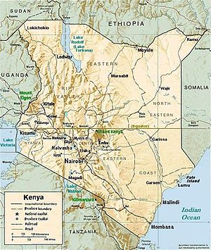 Kenya - Wikipedia, the free encyclopedia