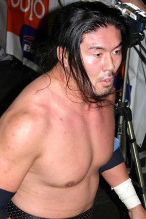 Triplemanía XVI - Kenzo Suzuki, part of La Legión Extranjera