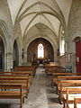 Kernascléden (56) Chapelle Notre-Dame Intérieur 01.JPG