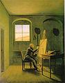 Kersting - Caspar David Friedrich in seinem Atelier 1819.jpg