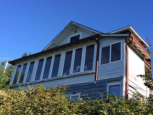 Ketchikan Ranger House