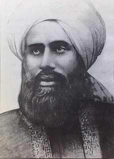 Hakeem Noor-ud-Din caliph of the Ahmadiyya