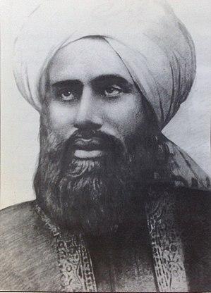Hakeem Noor-ud-Din - Khalifatul Masih I circa 1878