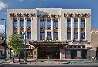 Downtown Albuquerque - KiMo Theater