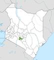 Kiambu location map.png