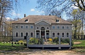 Sławnikowice, Lower Silesian Voivodeship - Manor house